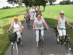 2015.07.07 Fahrradtour zu Derboven©LFV Wietzen