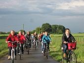 2017.06.09 Radtour LandFrauen öffnen ihre Gärten