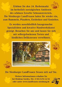 Herbstmarkt-2018-Information©LFV Nienburg