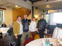 H. Barg, S. Brandt, R. Kemker, Referentin C. Vennemann