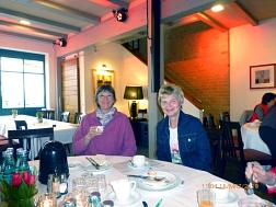 Frau Diekmannn + Gabi Lübber