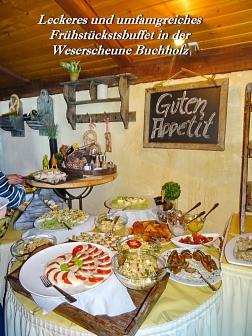 2019.04.27 LF Weserscheune Frühstück©LFV Wietzen, U. Graf