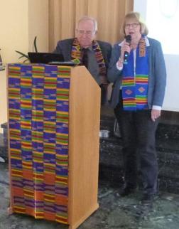 Kumasi-Vortrag