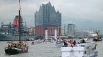 Hafengeburtstag Hamburg mit Elbphilharmonie