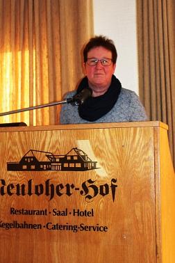 2020.03.09 Jahreshauptvers. im Neuloher Hof, Edith Kolkmann.JPG©LFV Wietzen