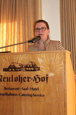 2020.03.09 Jahreshauptvers. im Neuloher Hof, Nicole Holthus.JPG©LFV Wietzen