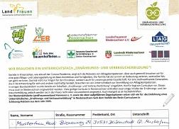 Engagement der Nienburger Landfrauen