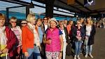 auf dem Bahnhof in Nienburg