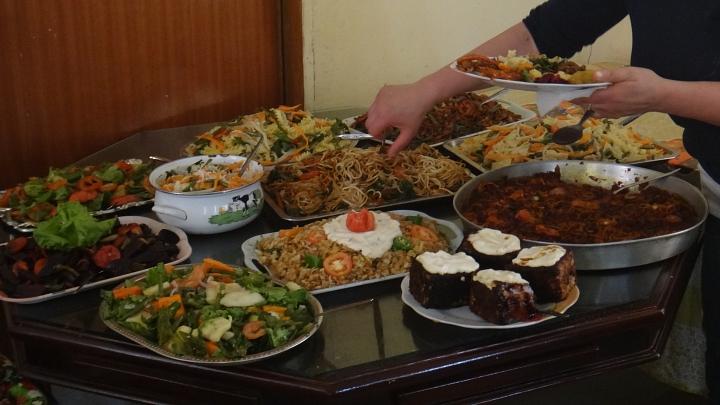 Äthiopische Gerichte Teil 1