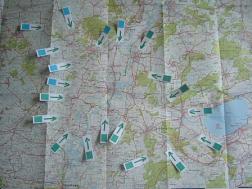 Unser Einzugsgebiet: von Winzlar bis Voigtei, von Huddestorf bis Landesbergen©LFV Stolzenau