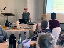 Frau Christiane Heeren, Beraterin LWK Niedersachsen