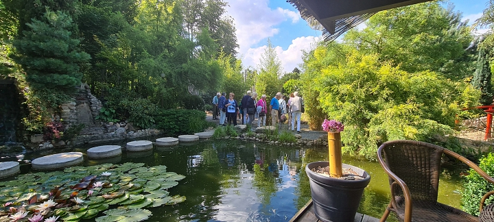 Gartentour Bellersen ind Twistringen 5©LFV Wietzen