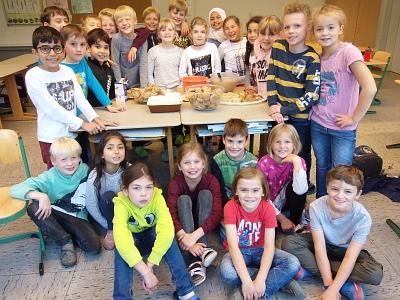 Kochen mit Kindern - Erichshagen
