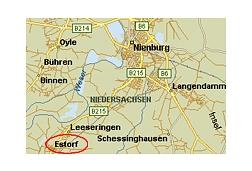 Herbstmarkt - Karte©LFV Nienburg