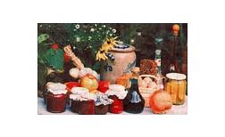 Herbstmarkt - Marmeladen©LFV Nienburg