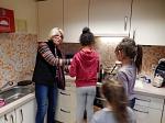 Kochen mit Kindern im Kindergarten