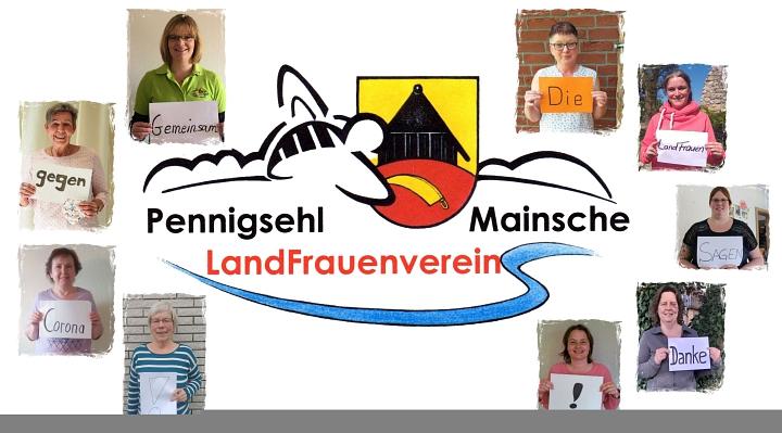 Landfrauen sagen Danke©LFV Pennigsehl-Mainsche