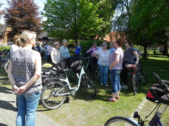 Radtour Heimatnah - Borstel