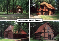 Scheunenviertel Estorf©LFV Nienburg
