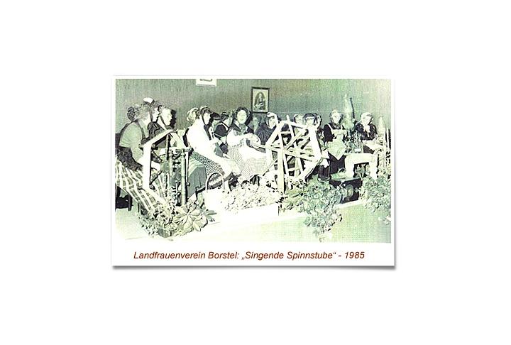 """""""Singende Spinnstube"""" - Landfrauenverein Borstel"""